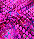 Stretch Knit Fabric 58\u0022-Mermaid Sparkle