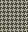 Home Decor 8\u0022x8\u0022 Fabric Swatch-Robert Allen Square Pegs Sterling