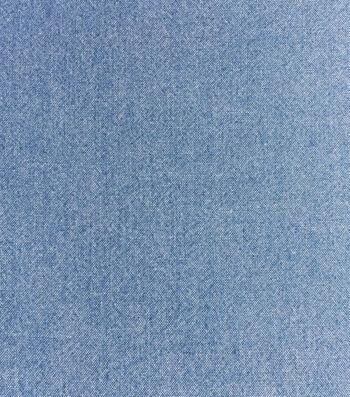 Denim Chambray Fabric 57''-Light Wash