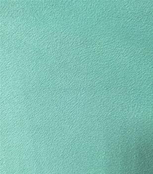 Earth Child Apparel Fabric -Light Blue Suede