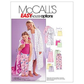 McCall's Girls Sleep & Lounge-M6225