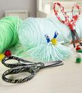 Designer Non-Stick Blunt-Tip Kids Scissors 5\u0022-Assorted Designs