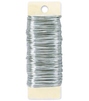 Panacea Products 22 Gauge Bright Paddle Wire-1/4 lbs