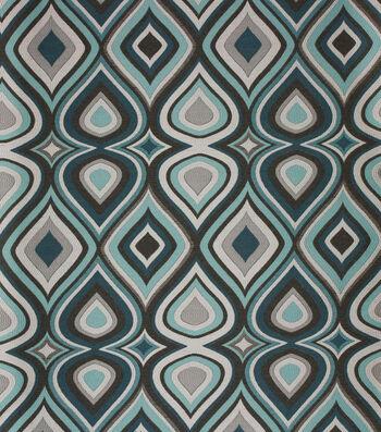 "Richloom Studio Lightweight Decor Fabric 55""-Owen Glacier"