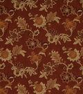 Home Decor 8\u0022x8\u0022 Fabric Swatch-Jaclyn Smith Percy-Tabasco