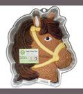 Wilton Novelty Cake Pan 13.75\u0022X10.5\u0022X2\u0022-Party Pony