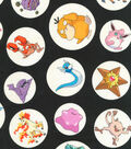 Pokemon Cotton Fabric -Digital Character Packed