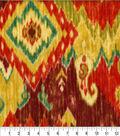 Anti-Pill Fleece Fabric -Autumn Aztec