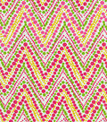 Home Decor Print Fabric- Waverly - Trend Spotter Punch