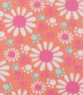 Blizzard Fleece Fabric -Bloom Floral