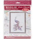 Bird Of Luck Embroidery Kit-8.2\u0022X11.7\u0022 28 Count