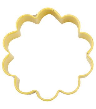 Yellow Flower Cookie Cutter 12pk