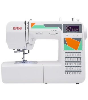 Janome Mod-50 Computerized Sewing Machine