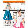 Simplicity Pattern 3847Misses 50\u0027s Girl Costumes