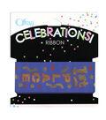 Offray Celebrations Ribbon, 1.5\u0022 x 9\u0027, 1st Place
