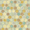 IMAN Home Lightweight Decor Fabric 57\u0022-Gem Market Emb/Mineral