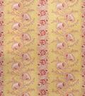 Home Decor 8\u0022x8\u0022 Fabric Swatch-Eaton Square Garland Saffron