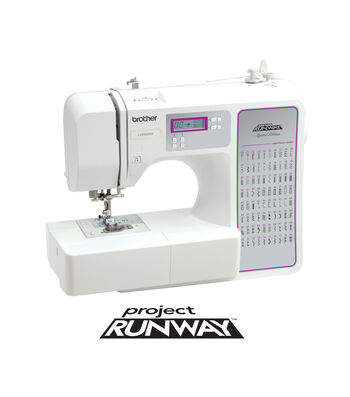 Brother Project Runway  Computerized Sewing Machine