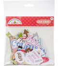 Doodlebug Design Down on the Farm 94 pk Chit Chat Die-Cuts