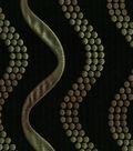 Home Decor 8\u0022x8\u0022 Fabric Swatch-Elite Pisa Ebony