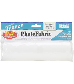 Crafter's Images PhotoFabric 100% Cotton Poplin Roll