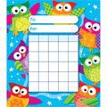 Owl-Stars! Incentive Pad, 36 Per Pack, 6 Packs
