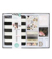 Heidi Swapp Memory Planner Kit Black and White, , hi-res