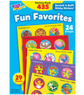 TREND Scratch\u0027n Sniff Stinky Stickers Variety Pack-Fun Favorites