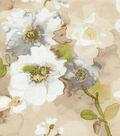 Waverly Upholstery Fabric 54\u0027\u0027-Natural Tree Blossom