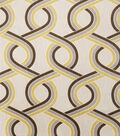 Home Decor 8\u0022x8\u0022 Fabric Swatch-Upholstery Fabric Eaton Square Erica Dijon
