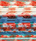 Earth Child Printed Cotton Apparel Fabric 57\u0027\u0027-Navajo