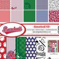 Reminisce-Baseball Collection Kit