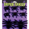 Maker\u0027s Halloween 8 pk Scattered Spider Family