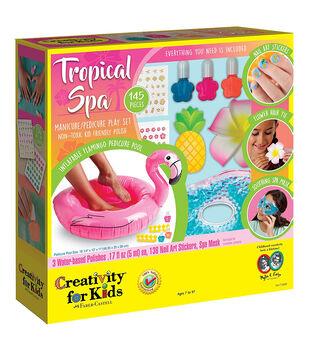 Creativity for Kids Tropical Spa Kit