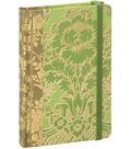 Anna Griffin Green Solid Rnd Corner Notebook