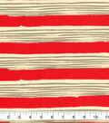 Outdoor Fabric 54\u0027\u0027-Red Stripes