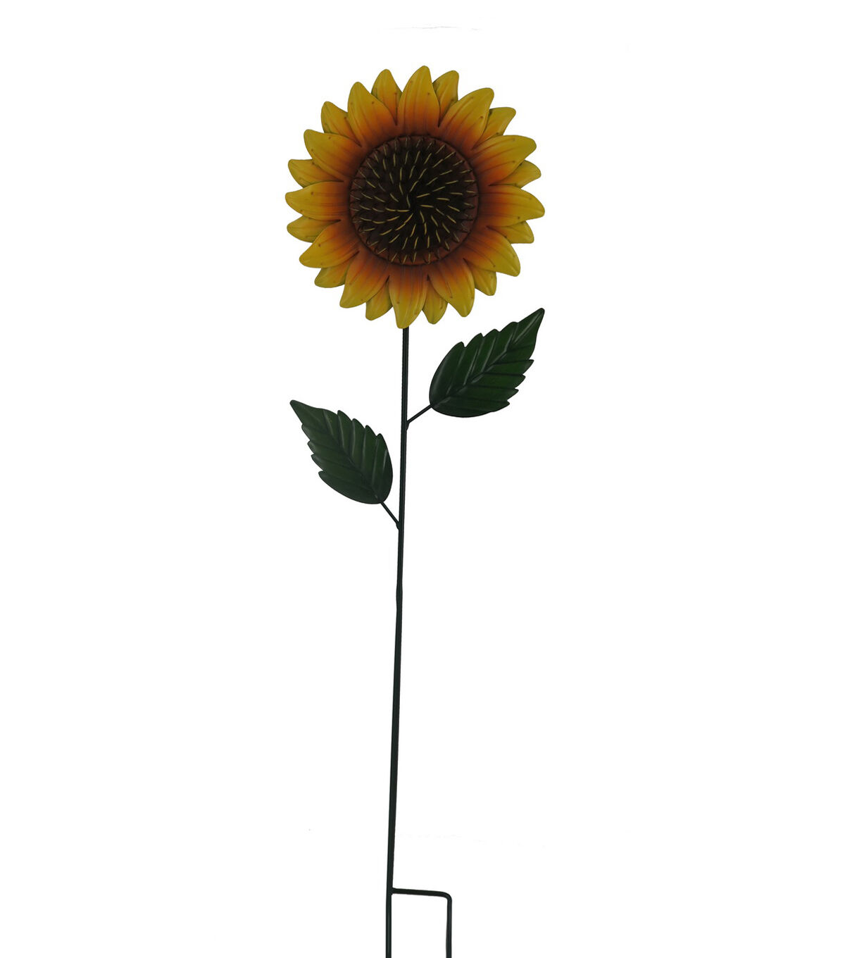 Simply Autumn Small Sunflower Yard Stake