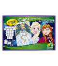 Crayola Giant Disney Coloring Book 12.75\u0022X19-7/16\u0022 18pg-Frozen