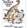 Dover Publications-Dinosaur Coloring Book