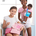 Simplicity Pattern 8400 American Girl Learn-to-Sew Bags