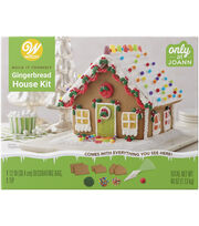 JOANN Exclusive Gingerbread House, , hi-res