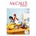 Mccall Pattern M6937 One Size O-Mccall Pattern