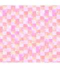 Keepsake Calico Cotton Fabric -Light Pink Mosaic