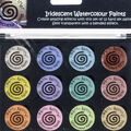 Cosmic Shimmer Iridescent Watercolor Palette Set 8-Perfect Pastels