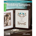 Leisure Arts Wedding Samplers Cross Stitch Book