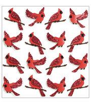 Jolee's Mini Repeats Stickers-Cardinal, , hi-res