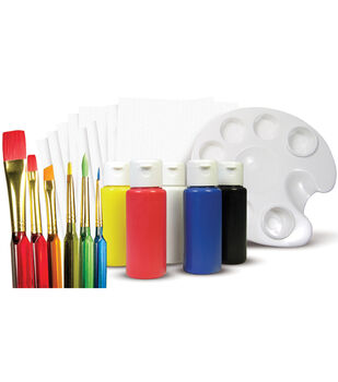 Creativity For Kids Young Artist Learn To Paint Set