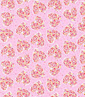 Valentine\u0027s Day Cotton Fabric-Hearts with Hearts with Hearts