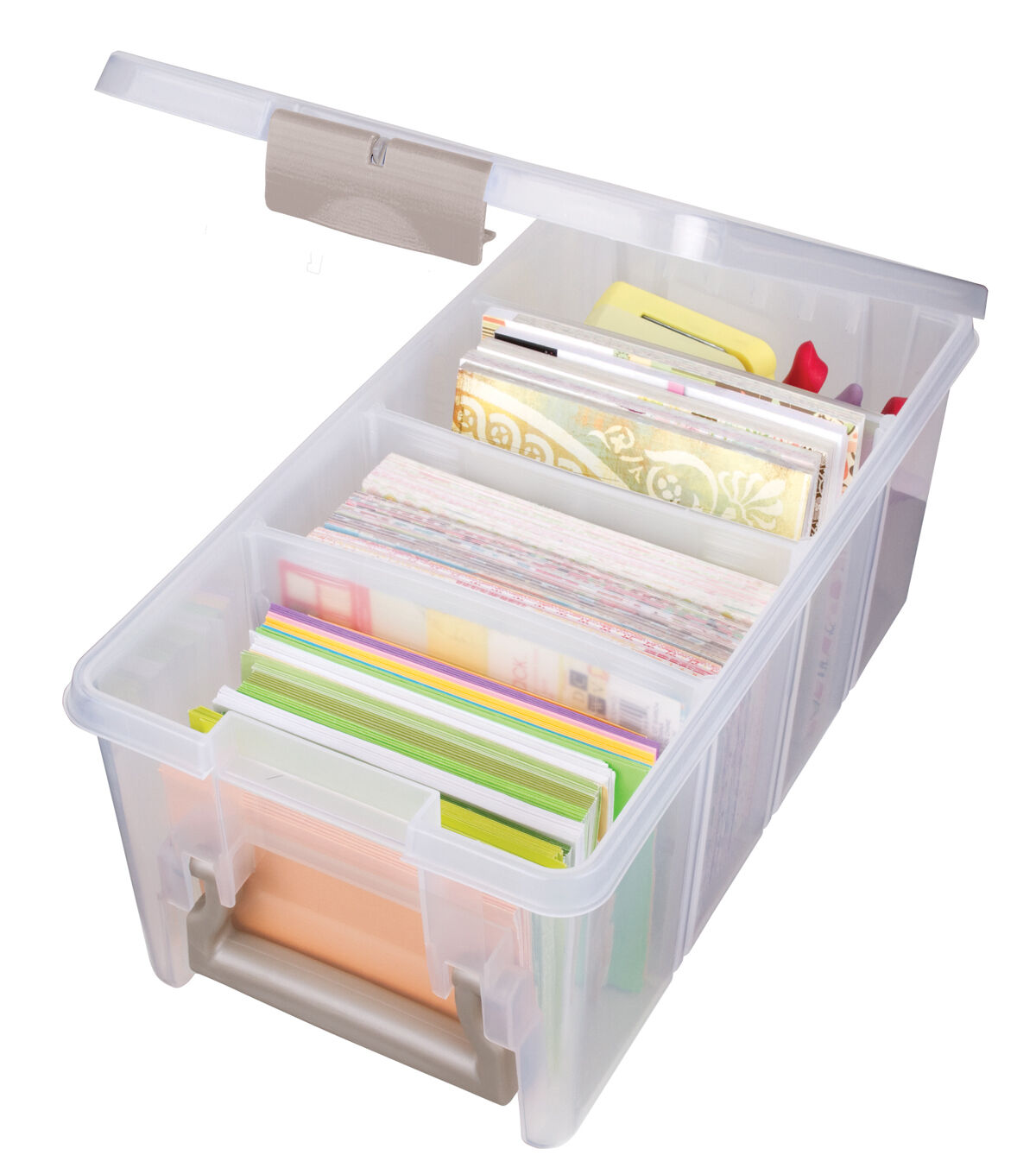 ArtBin Super SEMI.  sc 1 st  Joann & Plastic Storage - Plastic Drawers Bins and Boxes | JOANN