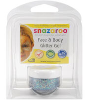 Snazaroo Face & Body Glitter Gel, , hi-res